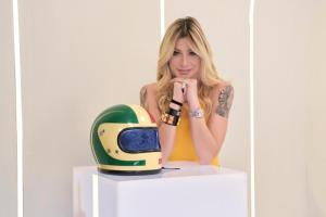 Maddalena Corvaglia, torno in tv al rombo dei motori