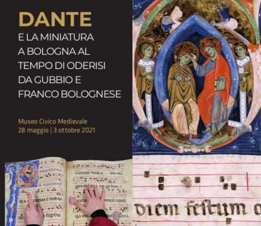 Dante e la miniatura a Bologna