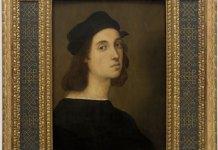 Raffaello Sanzio Autoritratto