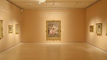 Giovanni Boldini. Il piacere. Story of the Artist (video still) Mostra Mart