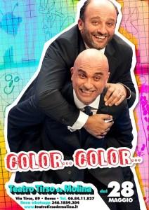 Pablo e Pedro Color Color