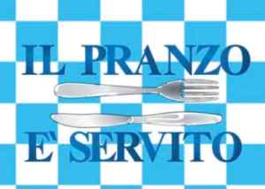 Il pranzo è servito da Flavio Insinna