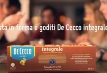 Spot De Cecco pasta integrale