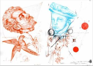 "Fabrizio-Cotognini The Flying Dutchman"""