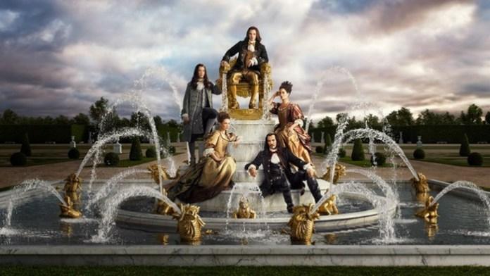 Arriva su La7 la serie in costume 'Versailles'