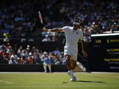 Roger Federer - Wimbledon