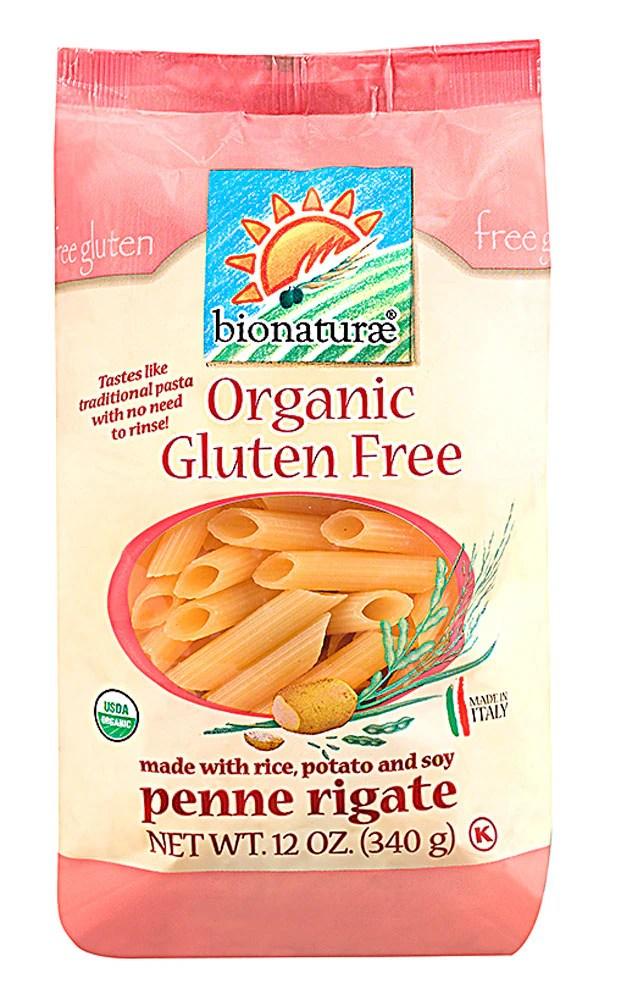 Gluten free pasta bionaturae