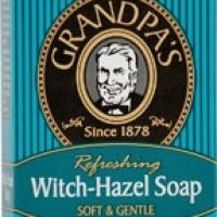 Grandpa's Witch-Hazel Soap