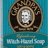 Grandpa's Witch-Hazel Soap