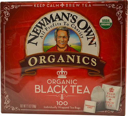Newman's Own Black Tea