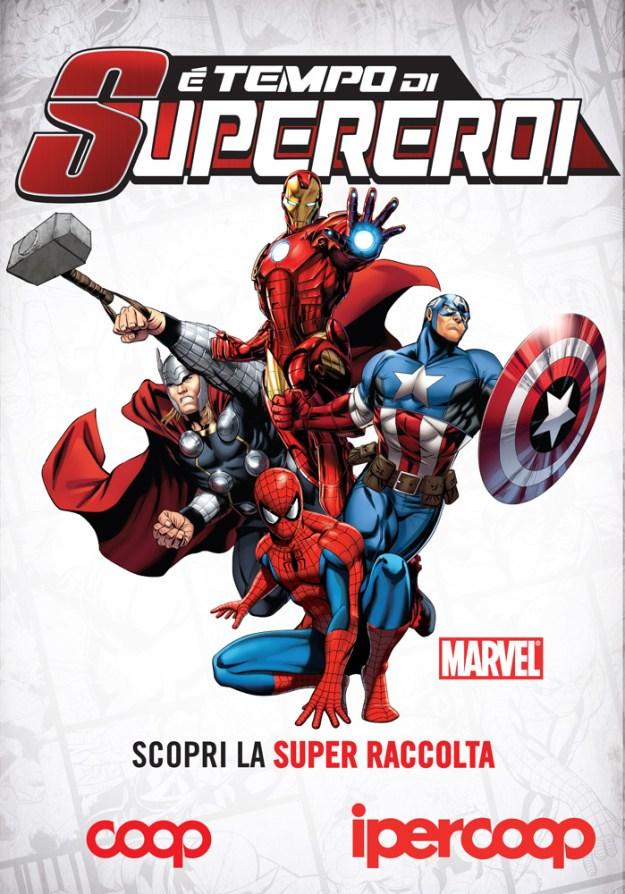 supereroi marvel