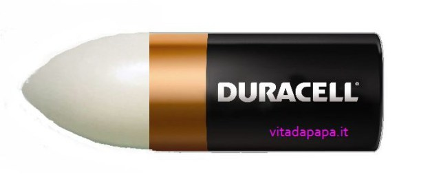 duracell supposta