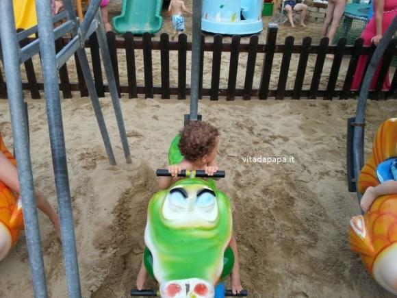 giochi spiaggia bimbi romagna