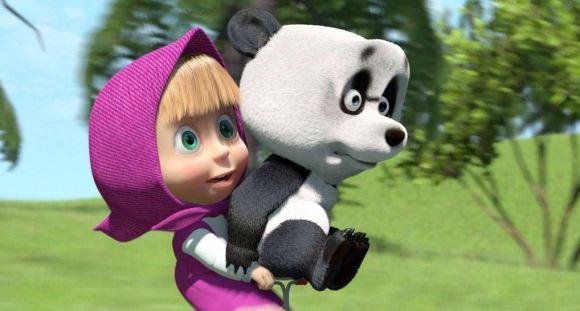 masha e panda