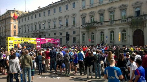 Milano marathon 2015 arrivo corso venezia
