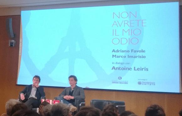 Antoine Leiris Non avrete il mio odio