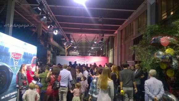 Anteprima 2017 Cars 3 Milano
