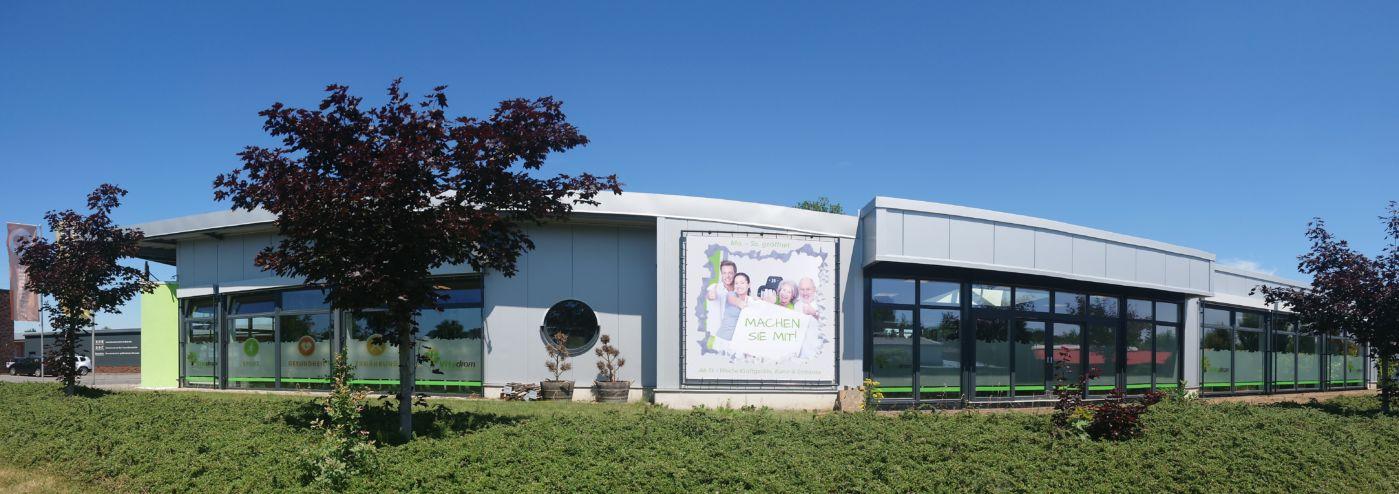 Sport und Gesundheitszentrum in Reken. Ihr Ansprechpartner für Sport und Gesundheit.