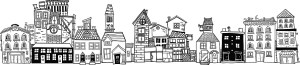 http://media.gettyimages.com/vectors/small-town-illustraion-in-black-and-white-vector-id627965620?k=6&m=627965620&s=170667a&w=0&h=liFwtgLApxXPss7nfFCCOAIKwEFz1TZAuOP6Lv1Pewc=