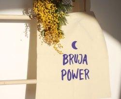 Bolsa Bruja Power Lila