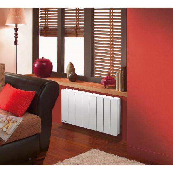 radiateur fonte noirot bellagio smart ecocontrol 750w bas blanc n1702sefs haut 404