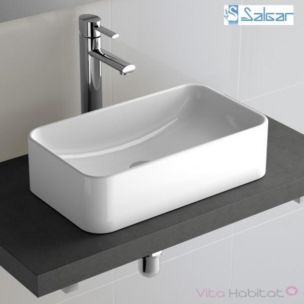 Vasque A Poser Sensation Pour Salle De Bain Salgar 21739