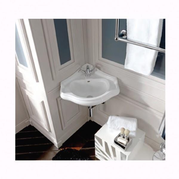 vasque en ceramique pour lavabo d angle retro chambord cristina ondyna wch1032