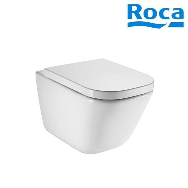 pack wc suspendu clean rim the gap roca a34h47l000