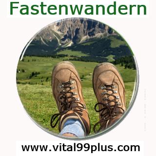 Fasten und Wandern - Fernwanderungen und Tageswanderungen