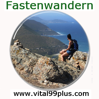 Fasten und Wandern zwischen Bergen und Meer