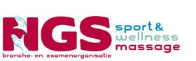 logo NGS Nederlands Genootschap voor Sportmassage