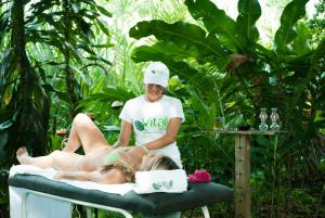 masoterapia - masaje del cuerpo