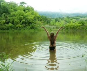 terapia del lago