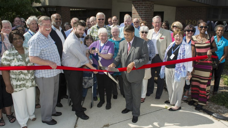 Ribbon cutting at the newest Osher Lifelong Learning Institute, Dover, Delaware