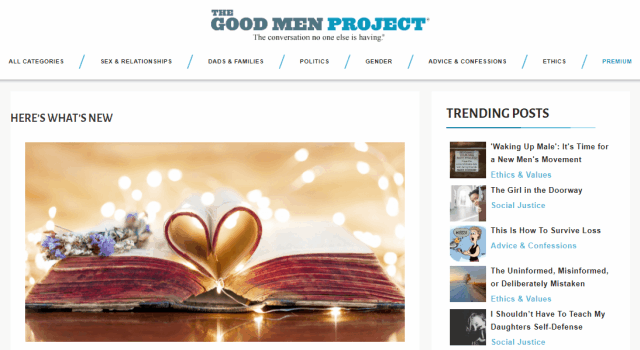 The Good Men Project 5 Best Health Blogs That You Might Want To Know