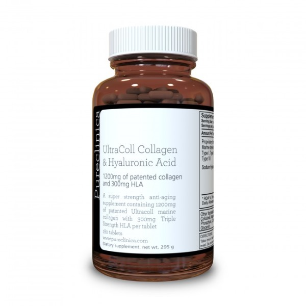 Pureclinica Collagen / Hyaluronic Acid