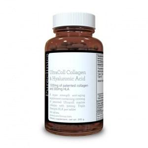 θαλάσσιο κολλαγόνο & υαλουρονικό οξύ