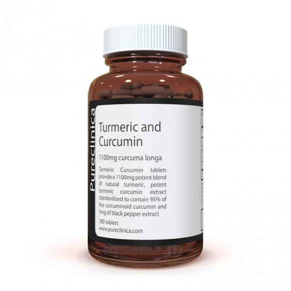 Κουρκουμάς και Κουρκουμίνη
