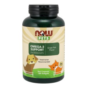 Now Foods Pets Omega 3 Support