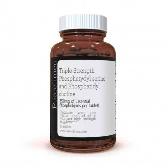 Pureclinica Phospatidylserine / Phosphatydylcholine