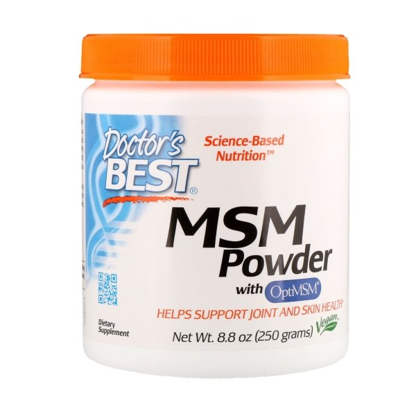 Doctor's Best MSM 250gr