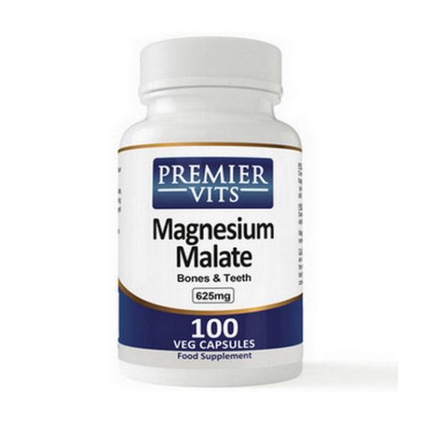PremierVits Magnesium Malate 625mg