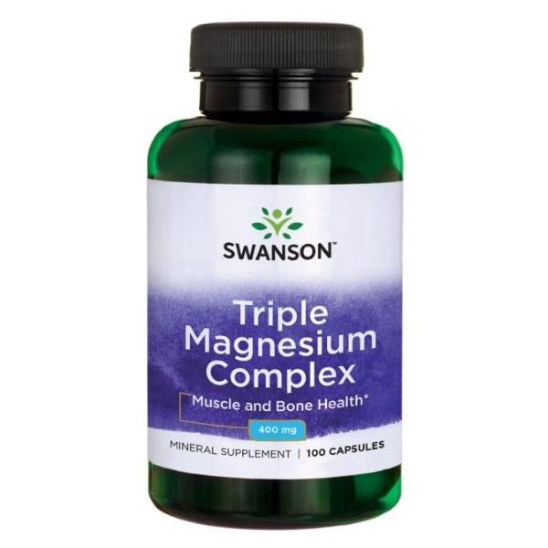 Swanson Triple Magnesium Complex x 100