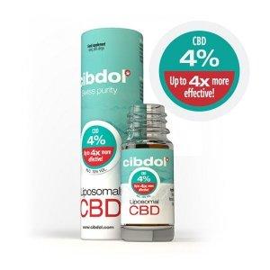 Liposomal CBD 4%
