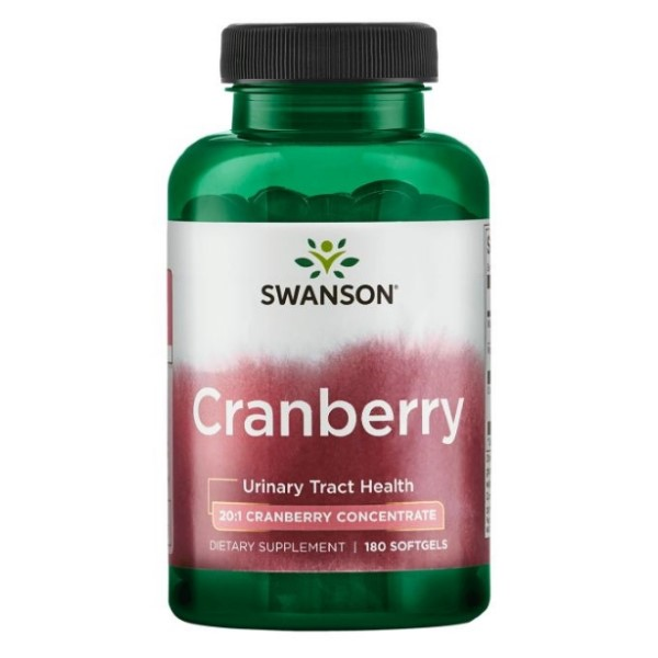 Swanson 20:1 Cranberry Concentrate