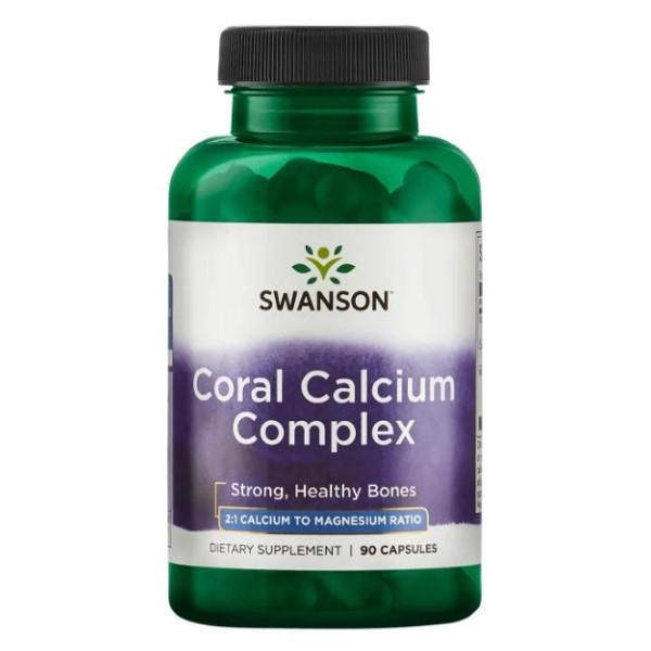 Swanson Coral Calcium Complex