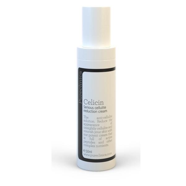 Celicin cellulite reduction cream x 50ml