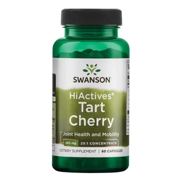 Swanson HiActives Tart Cherry 465mg