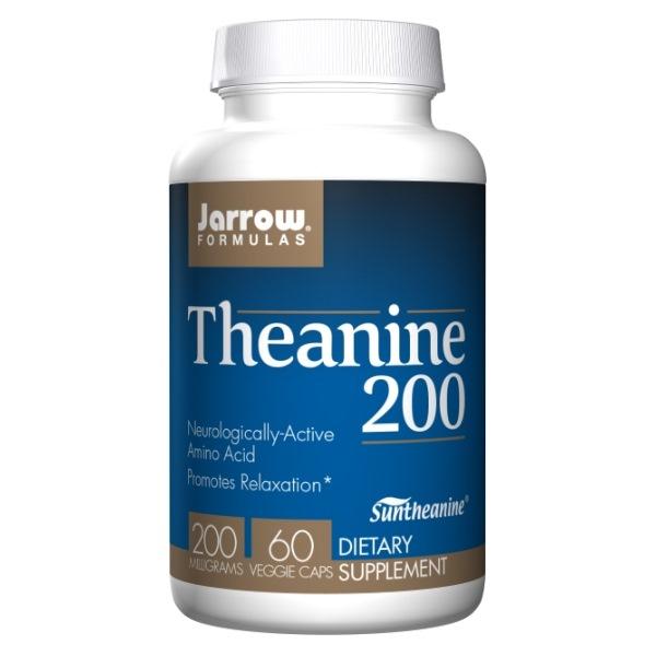 Jarrow Formulas L-Theanine 200mg x 60