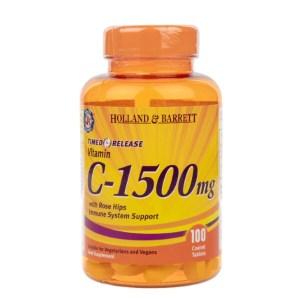 Βιταμίνη C 1500mg
